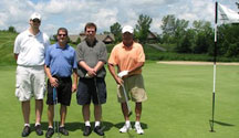 Golf Outing Foursome